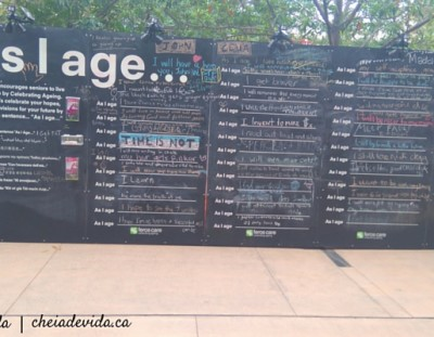 """What Will You Do """"As You Age?"""""""