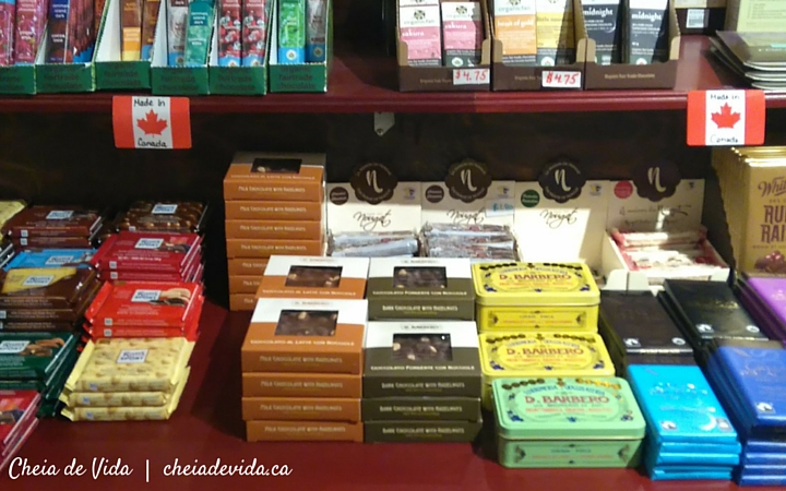 Cooke's Fine Foods Chocolate Selection