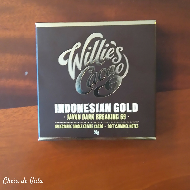 Willie's Cacao (Indonesian Gold, Javan Dark Break)