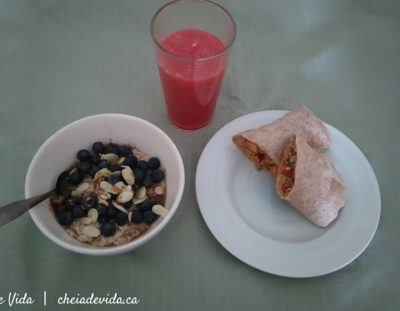 A Suhoor Meal To Keep You Full of Life All Day (Make Ahead Recipes)