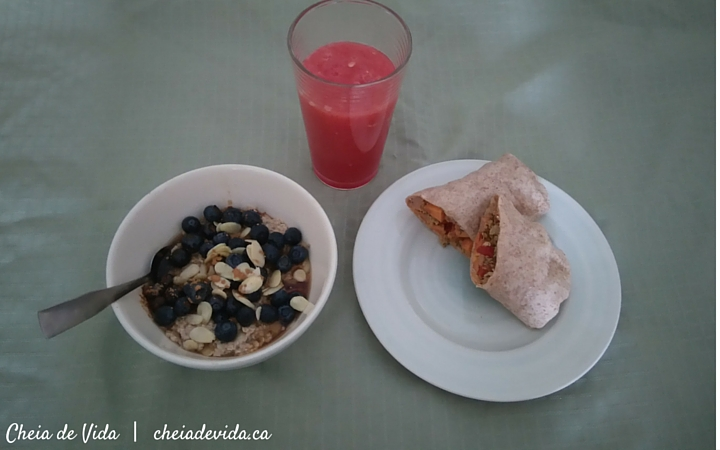 Suhoor meal blog