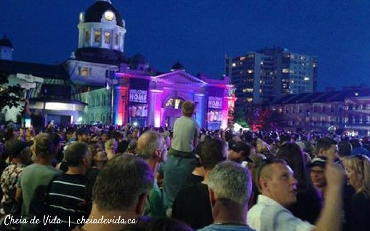 Kingston City Hall- Welcome Home